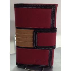 Billetera Rf.3061 rojo