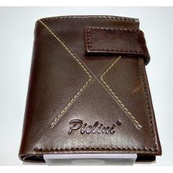 billetera cro rf 4153 marron